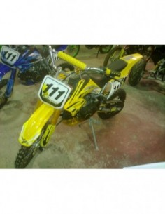 MOTO DE CROSS SCORPION 125CC